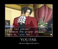 OBJECTION...You fail... by Makathe14thPianist