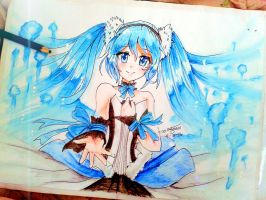 Hatsune Miku Splash! by nightcore987555