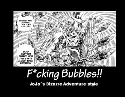 Bizarre Bubbles by Cartoontriper