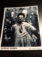 Gunnar Hanson autograph by Deadlydollies13