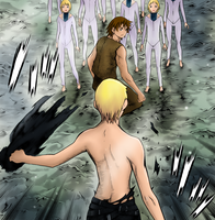 Claymore 127 by Knight133