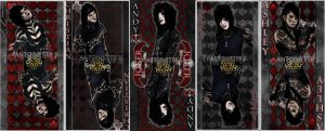 BVB Card Collection by SlicedBerry-Pro