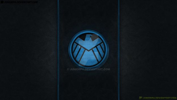 S.H.I.E.L.D. Logo by Juniorph