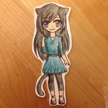 Willow Paperchild by willow296