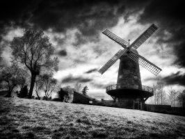 George Green and his Windmill by Pixie-Arts