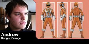 RPM Ranger Orange by Andr-uril