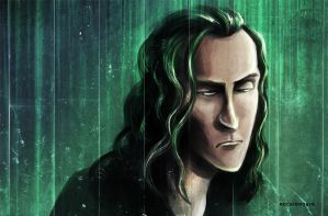 Loki by rockinrobin
