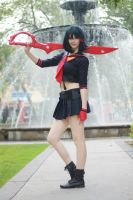 Kill la Kill: I'll Take My Own Path by meltyfate