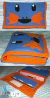 Mudkip DS Lite Case by westiepup