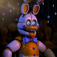 Funtime SpringBonnie (4K) by GamesProduction