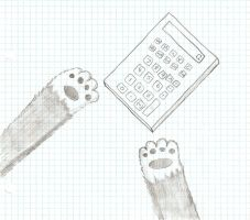 Cat_paws_calculator by Rockonbrad