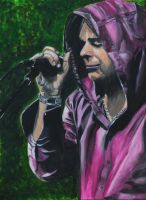 Steve Hogarth (Marillion) by Colourcake