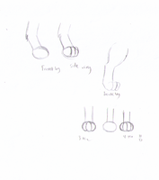 Paws tutorial by SmilehKitteh