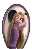 Rapunzel by LittleStephy