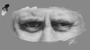 John Lithgow's Eyes by LisaCooper91