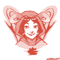 Aradia - All smiles by Shikana