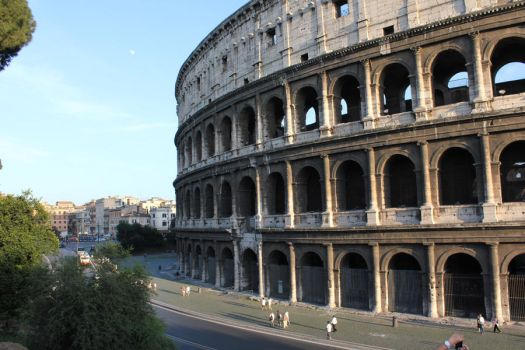 Colosseum by day by xneo1