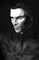 Batman - Christian Bale by WhatICantDo