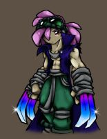 Ajnin's Strag coloured by me by jodo-kast