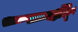 Photon Rifle 3D by Warkom