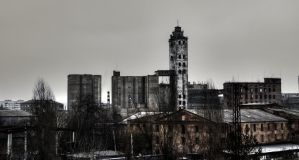 Industial desolation by An-Drake