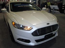 (2015) Ford Fusion Energi by auroraTerra