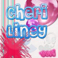 font cheri liney by VaAzZquuezZ