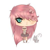 :New OC ~ Rose by Pii-chuu