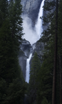 Yosemite falls by somethingunuasul