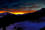 Winter Park Mountains by Monkeyboy41