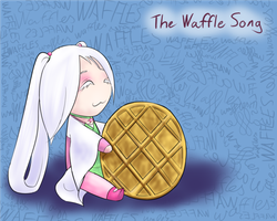 SS: The Waffle Song by Elistanel