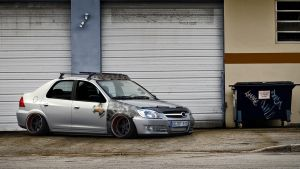 Chevrolet Prisma Hellaflush by alemaoVT