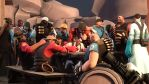 The reply of teufort mercenaries to Grey Mann by Desp4