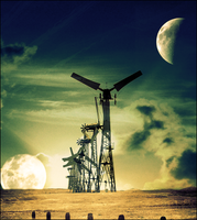 The windmill of darkness by r2on