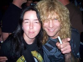 STEVEN ADLER AND ME II by crystalaki