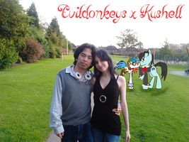 My Love And I - Evildonkeys + Kushell by Kushell