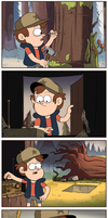 I'm sorry, Dipper. by markmak