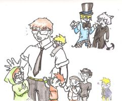 The mini-Rogues 1 by LacieWhy