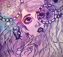 My Dreamcatchers by Awesomess