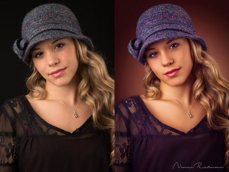 Retouch project number 1 by NaouriRedouane1998