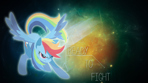 Ready to Fight | Wallpaper by arkkukakku112