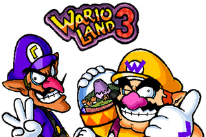 Wario land brothers 3 by doctorWalui