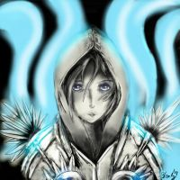 Tyrael by BloodyWing