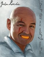 John Locke - LOST by DriveByArtist