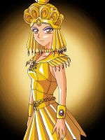Sailor Galaxia by sailormuffin