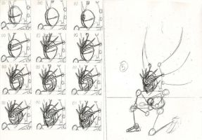 How-to-Draw SDGundam Steps 3-5 by optimusprimus001