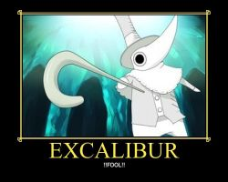 EXCALIBUR by flame322