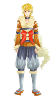 Entei gijinka by shunoin