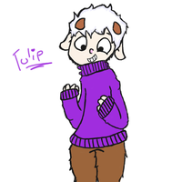 Tulip the Faun by MusicalRobots