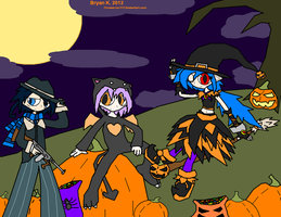 Netherworld Halloween 4 by Firewarrior117